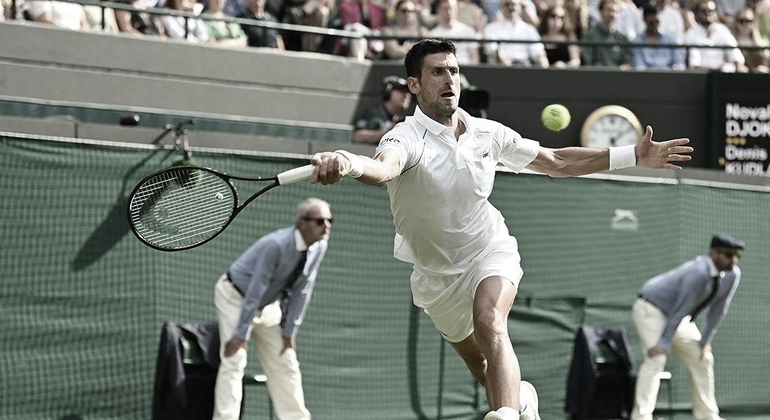 Atual bicampeão, Djokovic passa bem por Kudla e vai às oitavas de Wimbledon 2021