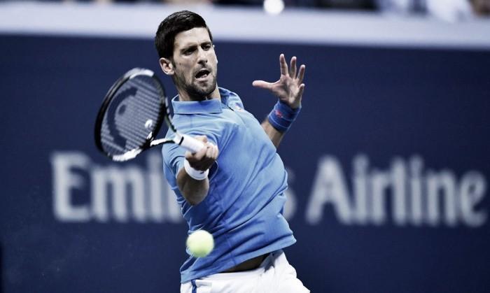 Djokovic passa sufoco na estreia do US Open, mas avança para a segunda rodada