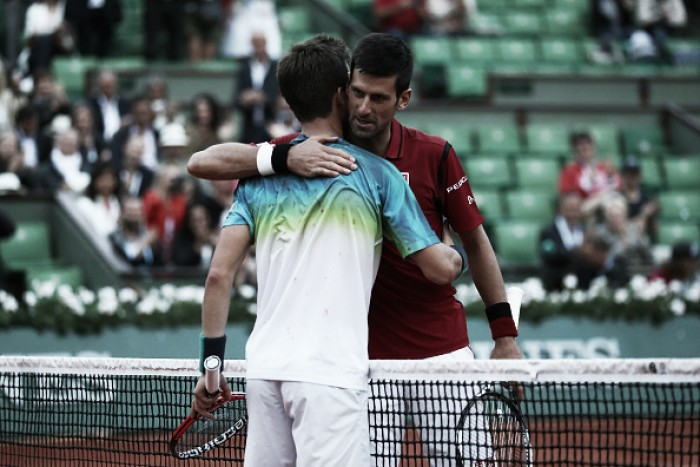 ATP Rome second round preview: Novak Djokovic vs Aljaz Bedene