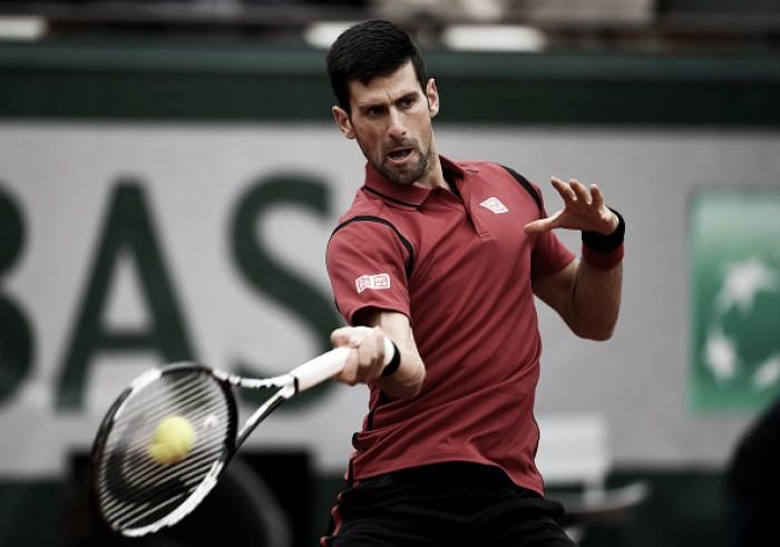Novak Djokovic bate Berdych e é semifinalista em Roland Garros