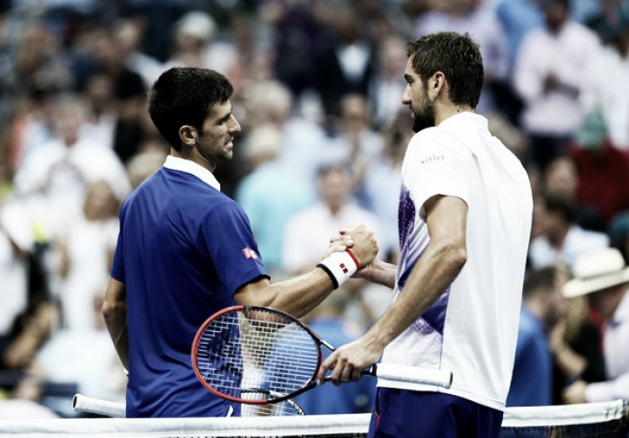 ATP Paris quarterfinal preview: Marin Cilic vs Novak Djokovic