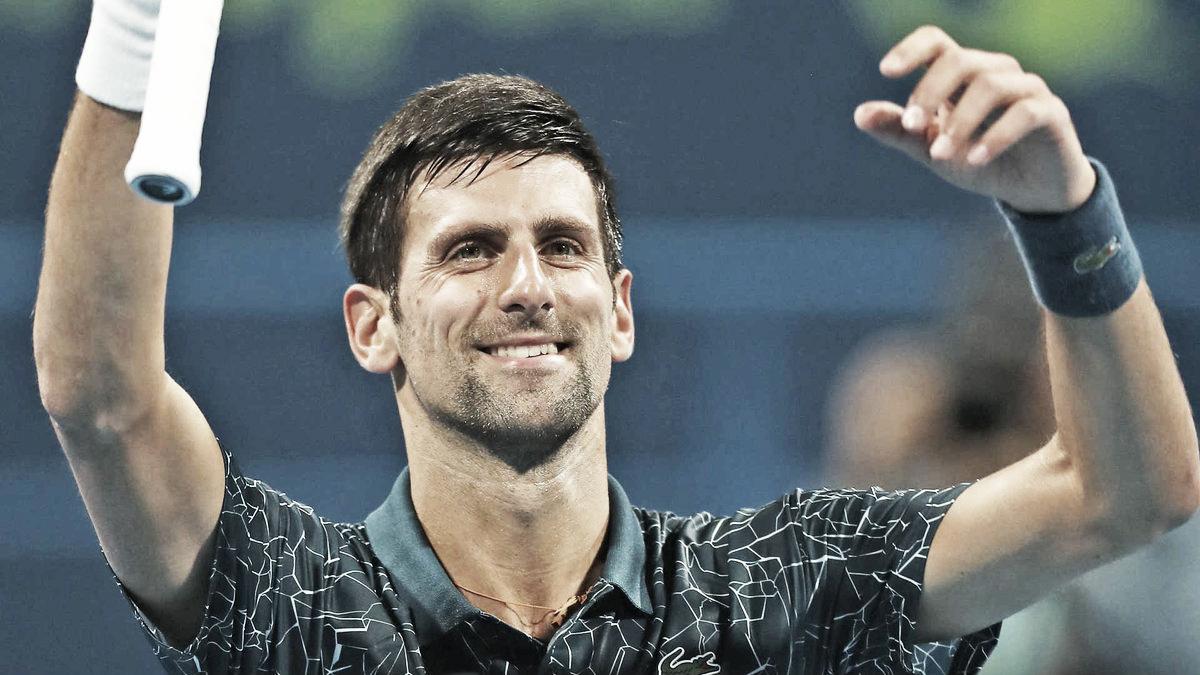 Djokovic derrota Dzumhur em apenas 55 minutos e estreia de forma arrasadora em Doha