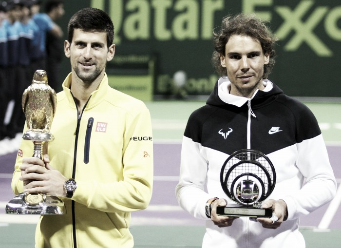 Novak Djokovic: The Rivalry with Rafa is something special