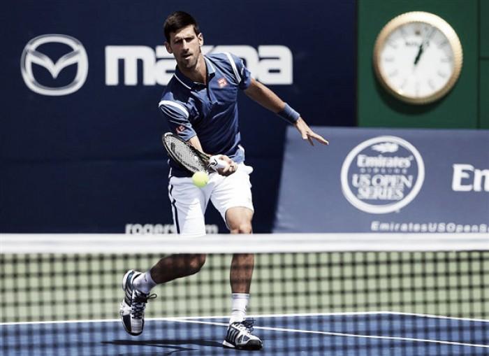 Masters 1000 de Toronto: Djokovic e Raonic avançam; Thiem e sensação Shapovalov caem