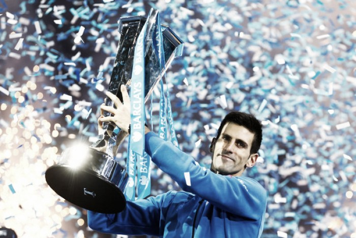 2016 ATP World Tour Finals player profile: Novak Djokovic