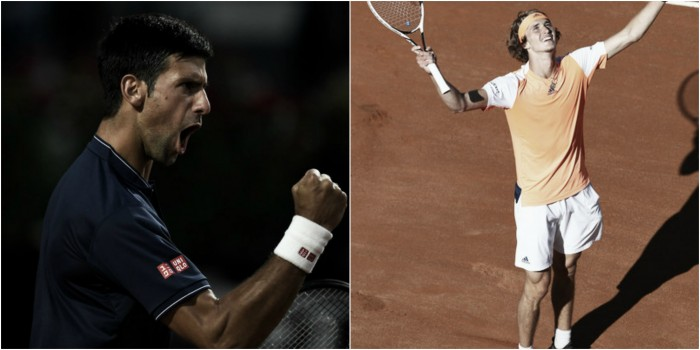 ATP Rome final preview: Novak Djokovic vs Alexander Zverev
