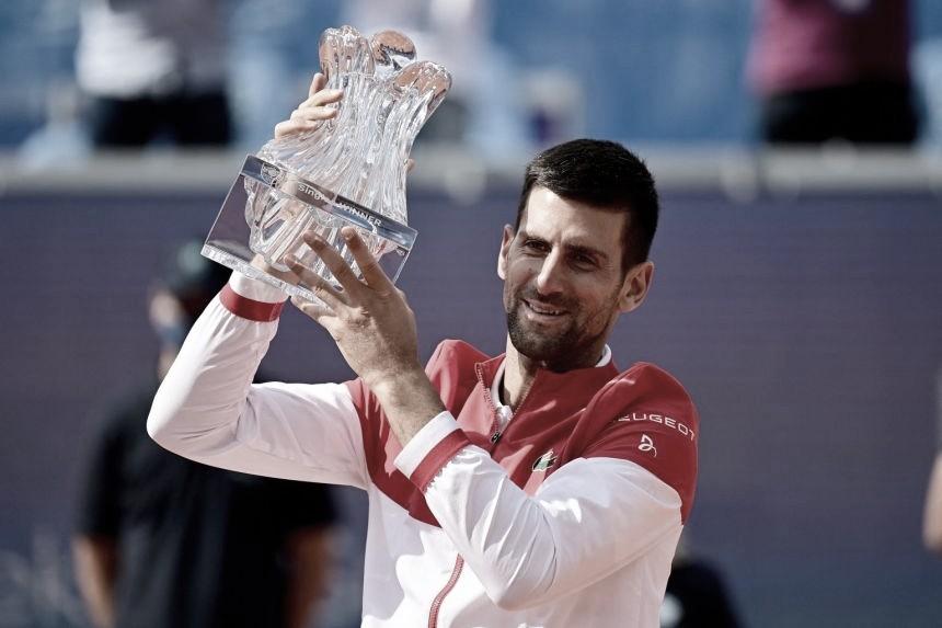 Djokovic confirma favoritismo contra Molcan e é campeão do ATP 250 de Belgrado 2