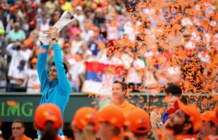 ATP Miami: Novak Djokovic Continues Dominance With Miami Open Victory
