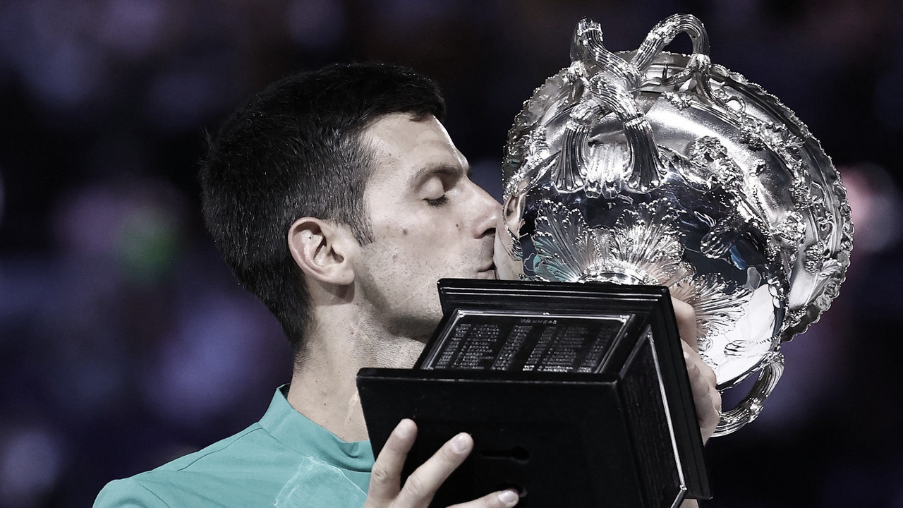 Djokovic obtiene su noveno título en Australia