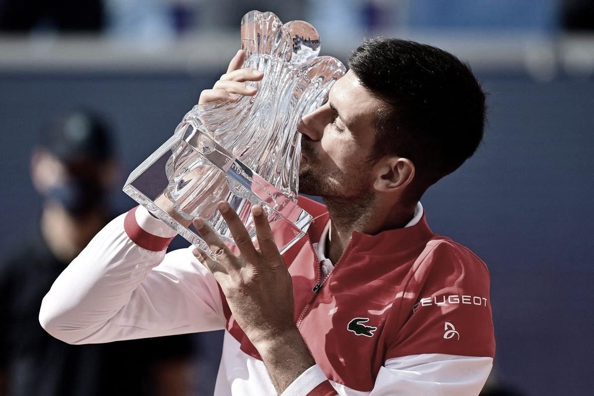 Djokovic obtiene el título en Belgrado
