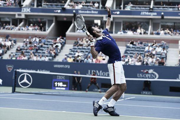 Djokovic no encuentra rival en Souza