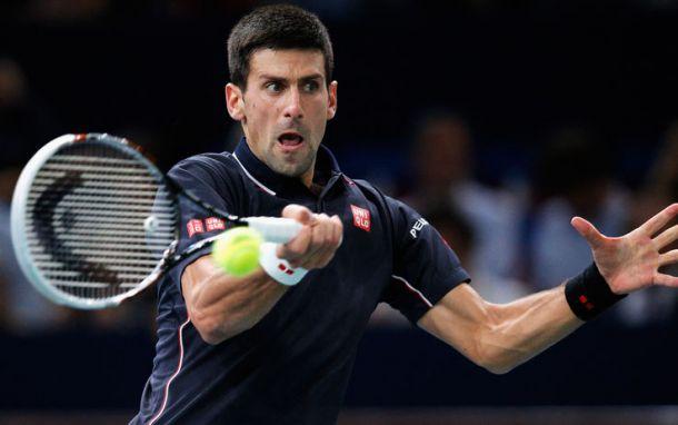 ATP Parigi-Bercy, Djokovic non brilla ma supera Simon