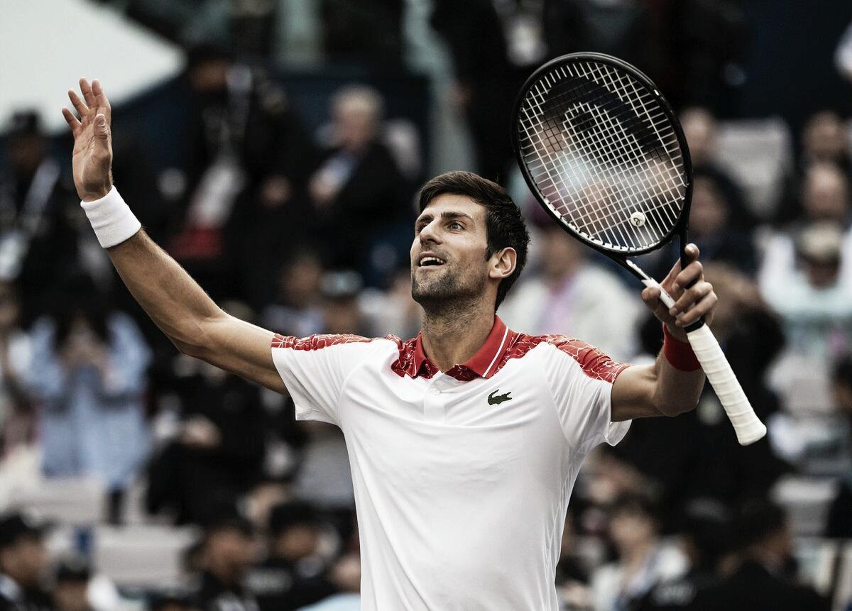 Djokovic es el nuevo campeón del Másters de Shangai