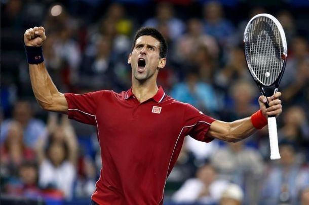 Intratable Djokovic
