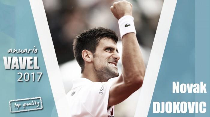 Anuario VAVEL 2017. Novak Djokovic: sin rumbo fijo
