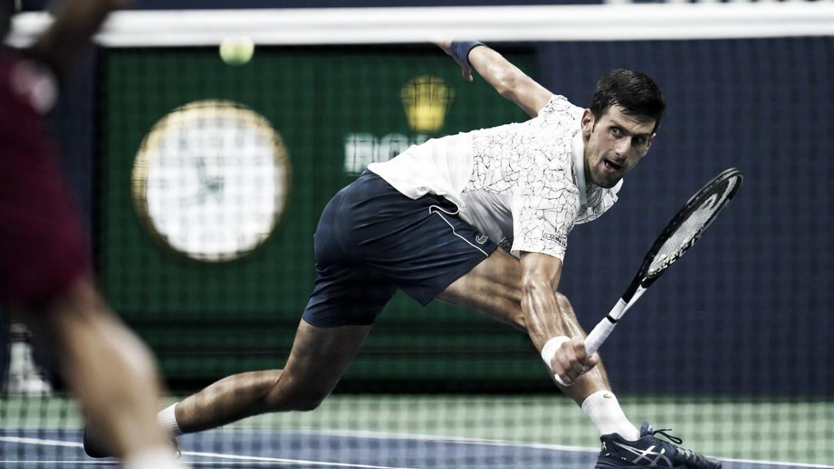 Djokovic despacha Nishikori com conforto e avança à final do US Open
