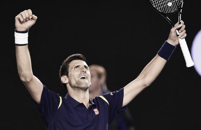 """Australian Open, Djokovic: """"Sto giocando il miglior tennis della mia vita. Parigi? C'è tempo"""""""
