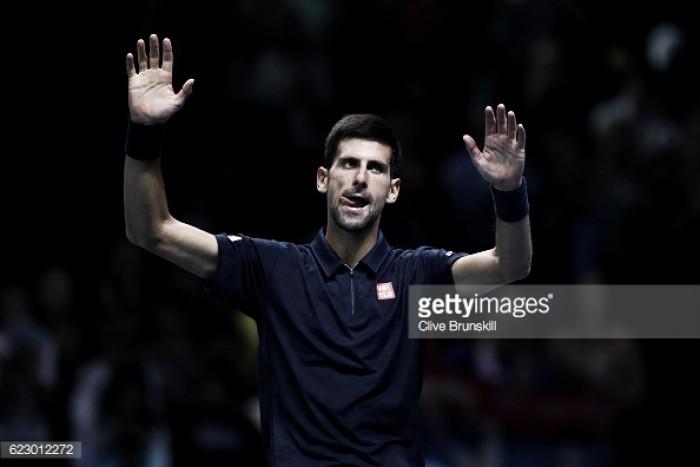 ATP London: Novak Djokovic takes three-set win over Dominic Thiem