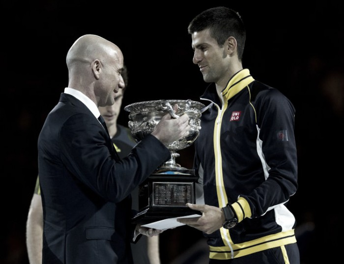 Djokovic surives scare to start new era
