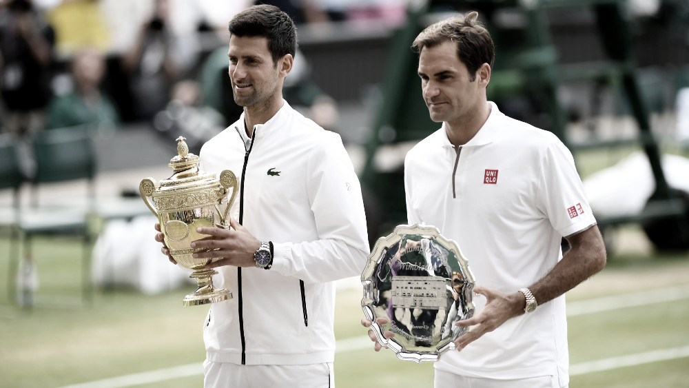 Djokovic salva dois match points contra Federer e vence Wimbledon pela quinta vez