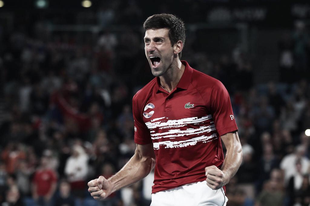 Djokovic declara que irá boicotar US Open caso torneio aconteça