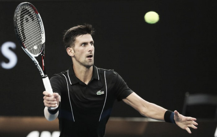 Djokovic supera el test de Ramos