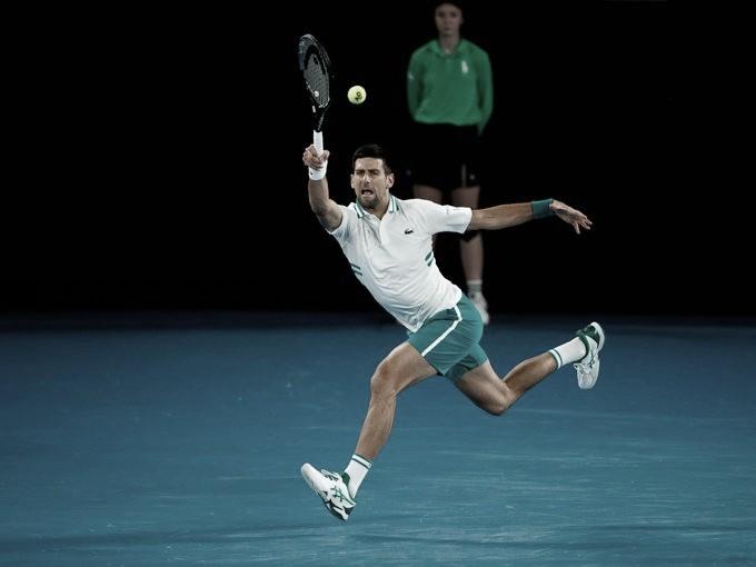 Novak Djokovic hace historia al lograr su victoria 300 en un Grand Slam