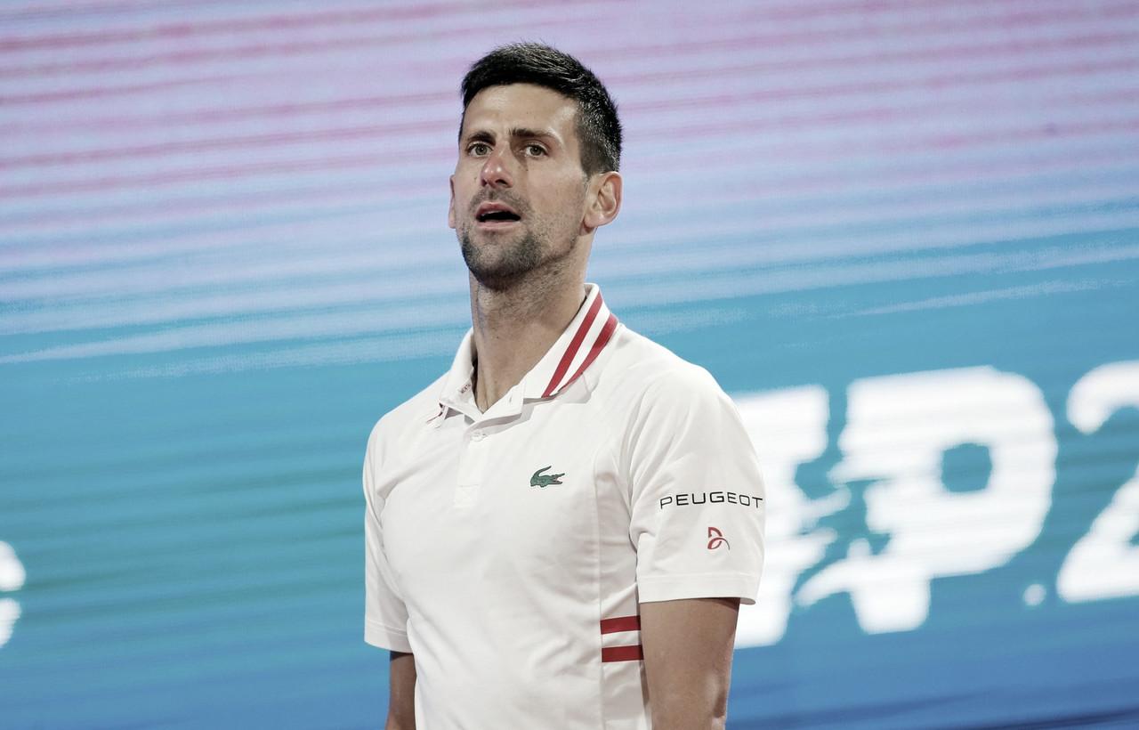 Djokovic no jugará en Madrid
