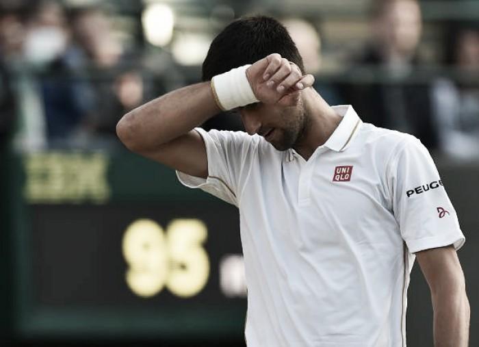 Djokovic é surpreendido por Sam Querrey e é eliminado na terceira rodada em Wimbledon