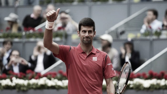 French Open 2016: Djokovic and Serena into last four as draw catches up