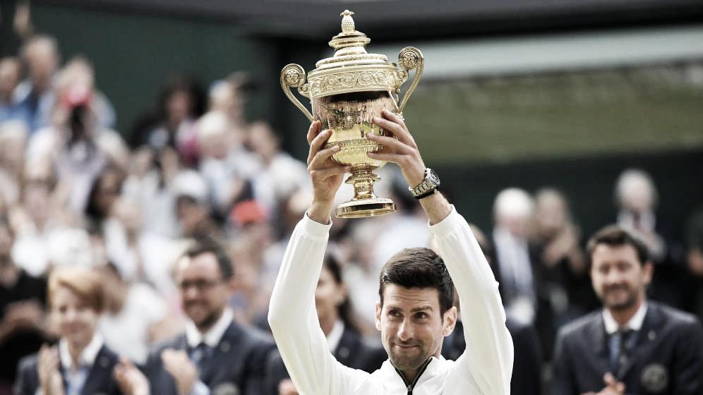Djokovic se quedó con Wimbledon
