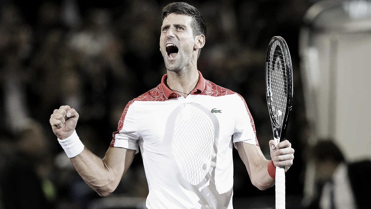 Desfilando em quadra, Djokovic supera Coric e conquista tetracampeonato em Shanghai