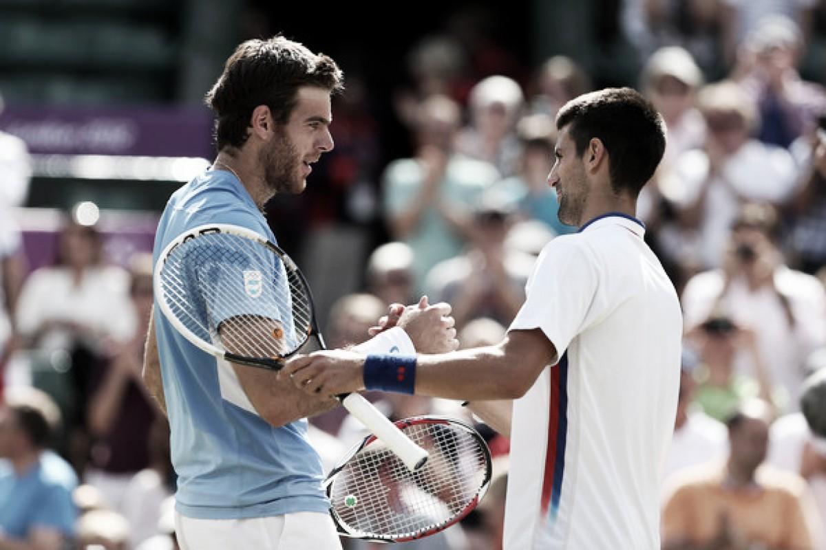 Juan Martin del Potro, Novak Djokovic make up first two Laver Cup captains picks