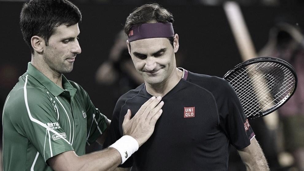 Djokovic igualó el récord de semanas de Federer como N°1 del mundo