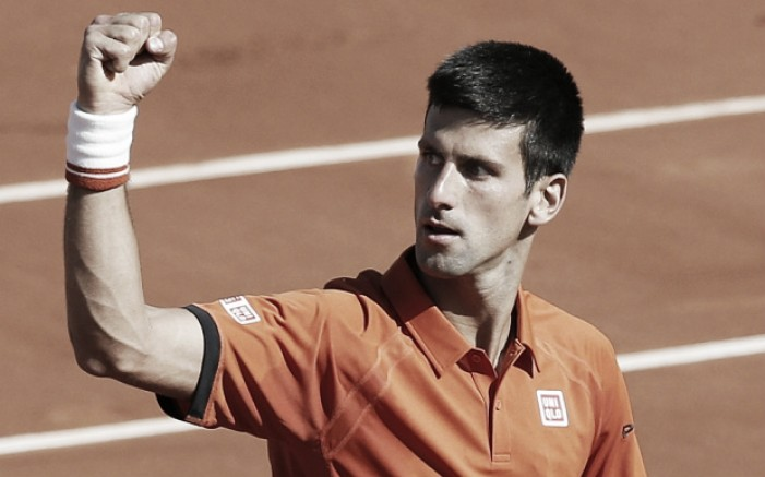 French Open 2016: Djokovic on the brink of greatness after Berdych win