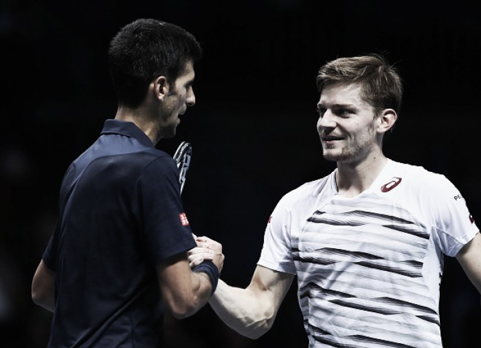 ATP Monte Carlo quarterfinal preview: David Goffin vs Novak Djokovic