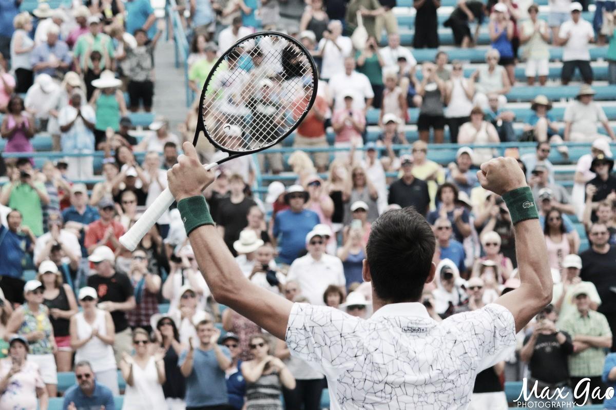 Djokovic vira contra Mannarino e avança às oitavas em Cincinnati