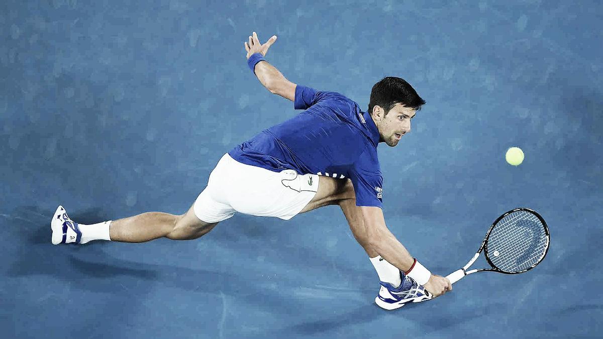 Djokovic confirma favoritismo, elimina Medvedev e avança às quartas em Melbourne