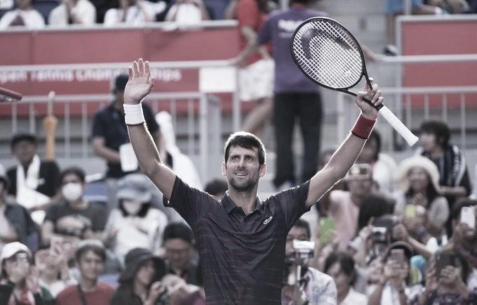 Djokovic confirma favoritismo e bate Millman com tranquilidade na decisão em Tóquio