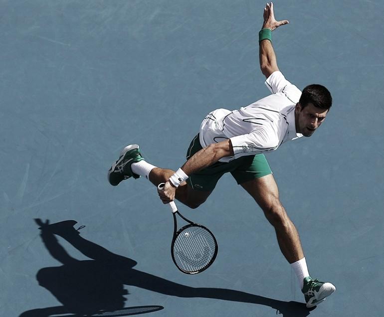 Com facilidade, Djokovic despacha Nishioka e avança às oitavas no Australian Open
