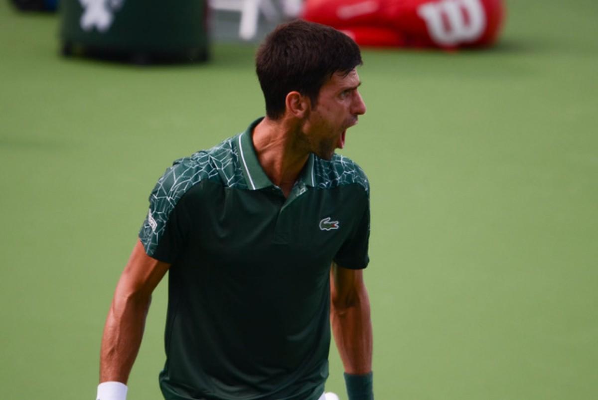 ATP Cincinnati: Novak Djokovic survives scare to reach semifinals
