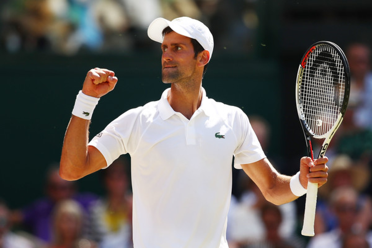 Novak Djokovic refinding his consistency and confidence
