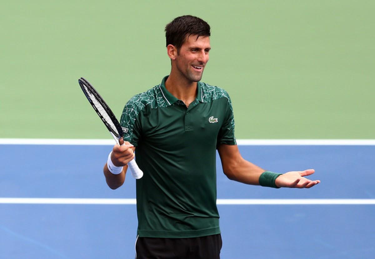 ATP Rogers Cup: Novak Djokovic moves into round three
