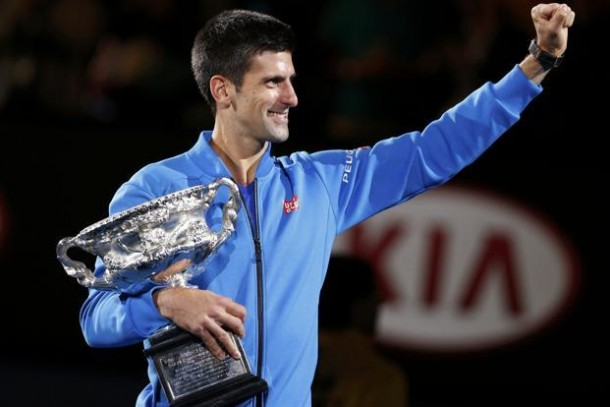 2015 Season Review: Novak Djokovic