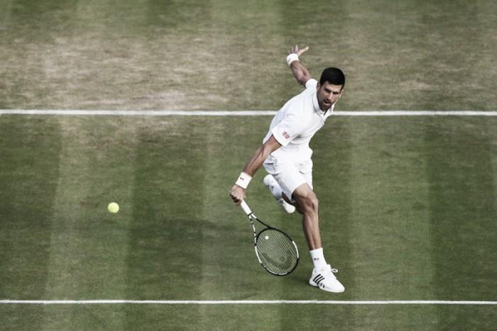 ATP Eastbourne: Novak Djokovic accepts a wildcard at the Aegon International ahead of Wimbledon