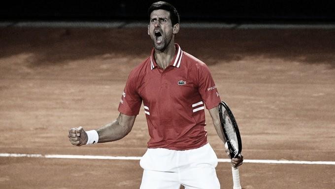 Gran final entre Nadal y Djokovic en el Masters 1000 de Roma