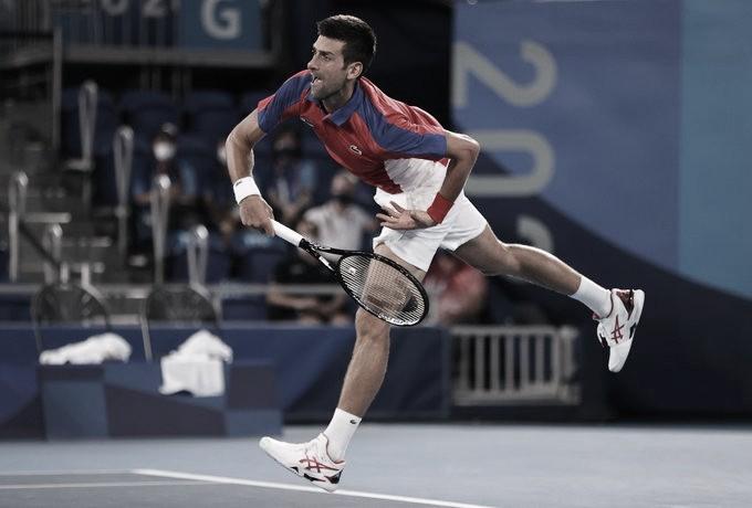 Melhores Momentos de Novak Djokovic x Alexander Zverev (1-2)