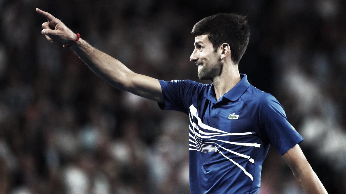 Djokovic estreia com vitória segura contra Tomic em Miami