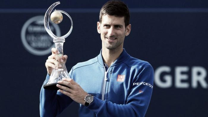Masters 1000 de Toronto: Novak Djokovic bate Nishikori e fica com o título