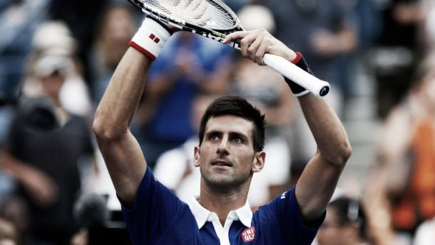 US Open 2015: Djokovic breezes through on busy day one